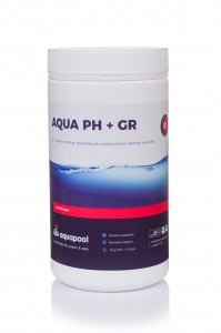 pH plus + granulat do basenu 1 kg