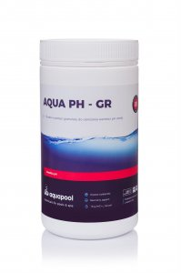 pH minus - granulat do basenu 1,5 kg