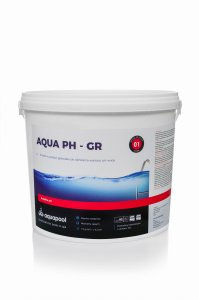 pH minus - granulat do basenu 3 kg