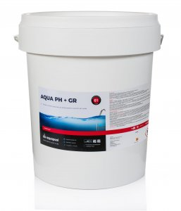 pH plus + granulat do basenu 25 kg