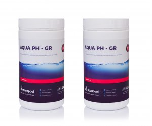pH minus - granulat do basenu 2 x 1,5 kg