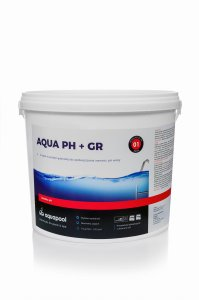 pH plus + granulat do basenu 5 kg