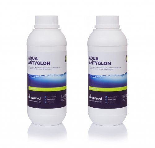 Antyglon do basenu Aqua SPA 2 x 1 l
